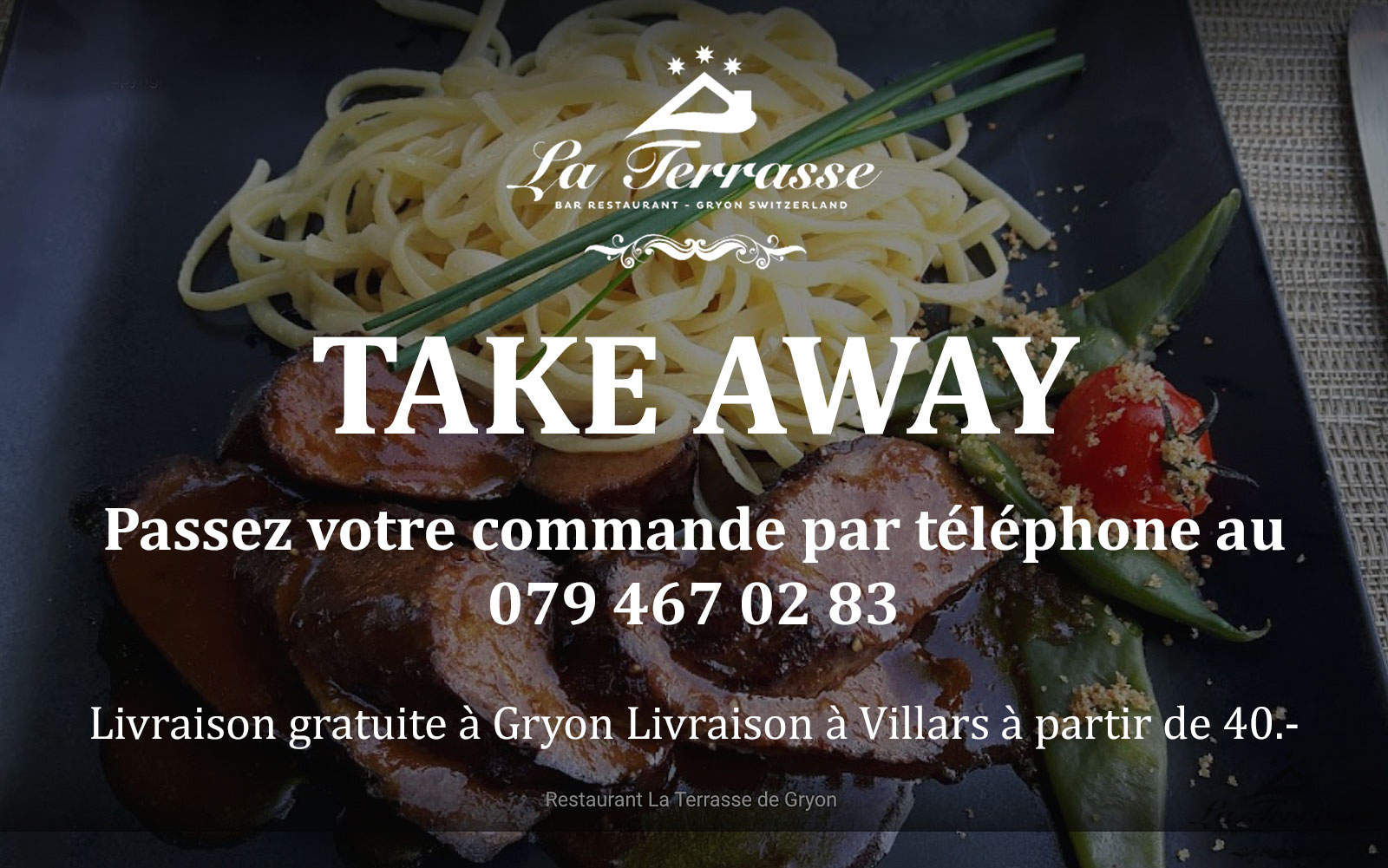 take away laterrasse